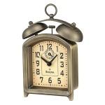 Bulova Holgate Bell Alarm Clock