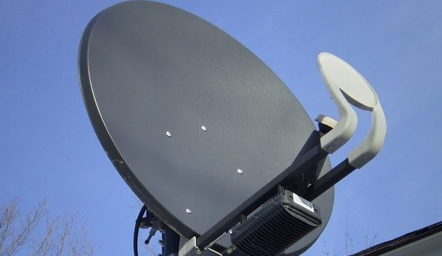 Satellite Digital Antenna