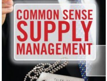 Common Sense Supply Management