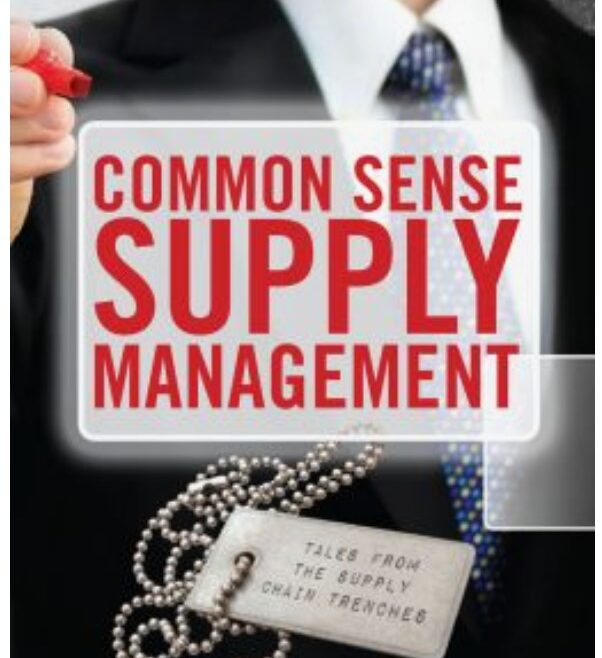 Common Sense Supply Management