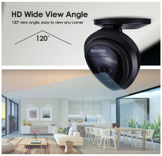 DMZOK 720P WiFi Camera; The Digital Age
